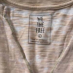Free People Tops - 🆕Free People Burnout T-shirt